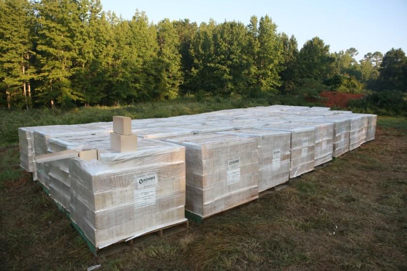 Pre-graded blocks