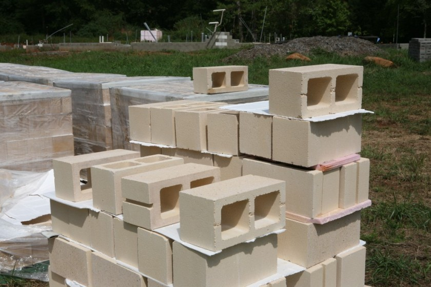 Blocks to be graded
