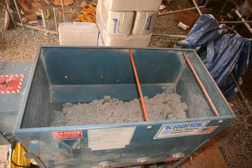 InsulationMachineChurning